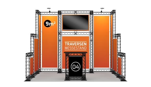 Messestand Traversen 04