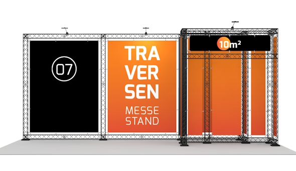 Messestand Traversen 07
