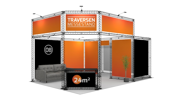 Messestand Traversen 08