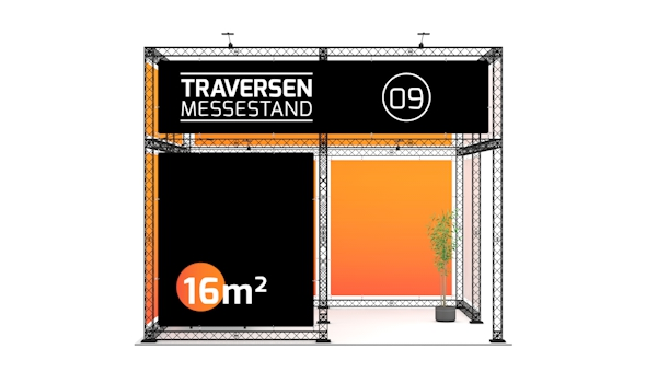 Messestand Traversen 09