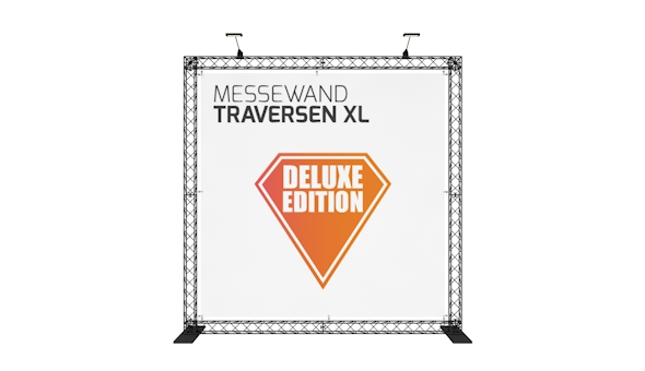 Messewand Traversen XL