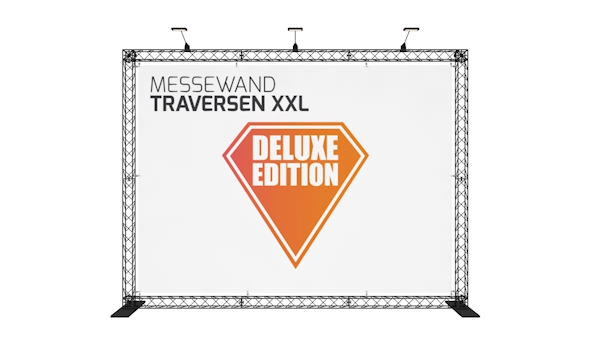 Messewand Traversen XXL