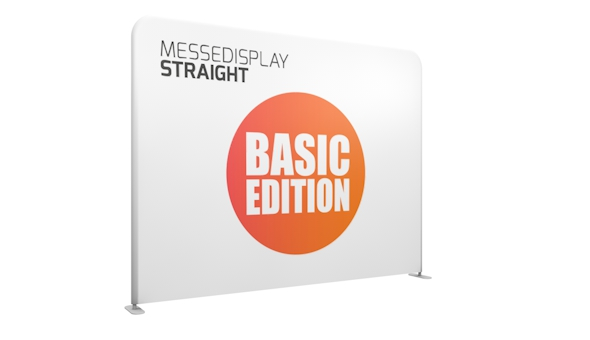 Messedisplay Straight