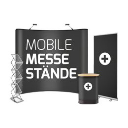 Mobile Messestände